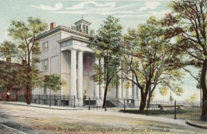 RICHMOND, Virginia, 1900-10s; Confederate Museum, White House of Confederacy