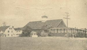Summer Theater Playhouse Kennebunkport Maine pm1947 - Saw Alice Adams It Stunk