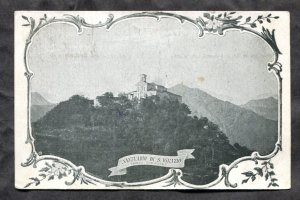 dc685 - LANZO TORINESE Torino Italy 1914 Postcard