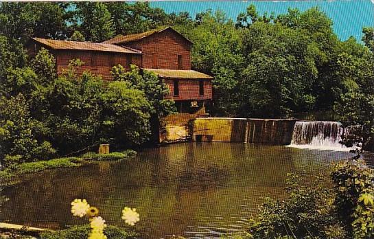 Hurricane Mills Historic Tennessee LandMark Paris Tennessee