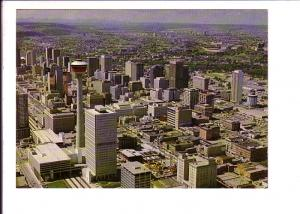 Downtown, Calgary Alberta,