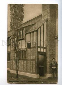 233170 UK Shakespeares head 1912 year RPPC to FINLAND