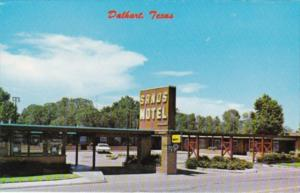 Texas Dalhart The Sands Motel and Grill