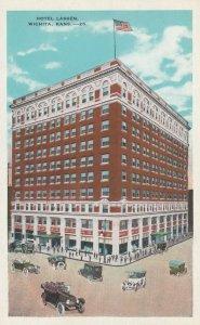 WICHITA , Kansas , 1910s ; Hotel Lassen