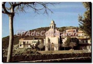 Postcard Modern Greek Church Cargese