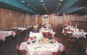 Gusti's Italian Restaurant, Washington DC, 40-60s