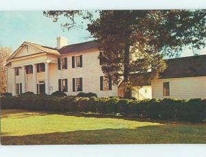 Pre-1980 FORT HILL AT CLEMSON UNIVERSITY Clemson South Carolina SC L6321-12