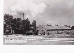 Illinois Downey Medical Rehab Building Veterans Administration Hospital Real ...