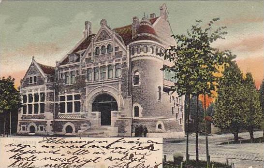 Goteborg , Sweden , PU-1903