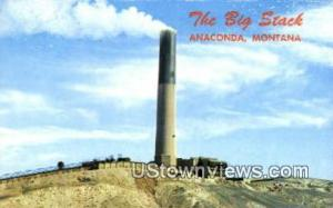 The Big Stack Anaconda MT Unused