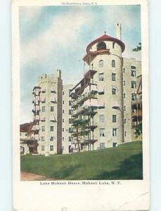 Divided-Back LAKE MOHONK HOUSE HOTEL Marbletown - New Paltz New York NY HM6521