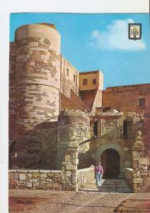 Postal 025535 : Melilla. Puerto de Santiago