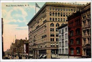 Main St. Buffalo NY