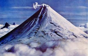 AK - Shishaldin Volcano