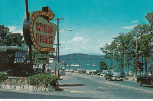 WEIRS BEACH , New Hampshire, 1950-60s