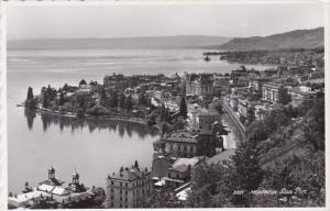 Switzerland Montreux Bon Port Photo