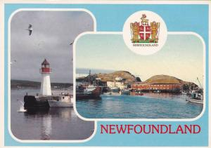 Lighthouse , Port de Grave , Newfoundland , Canada , PU-1986