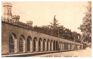 Wisconsin  Waupun , State Prison , RPC