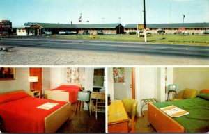 New York Buffalo Webster's Motel Kourt Niagara Falls Boulevard