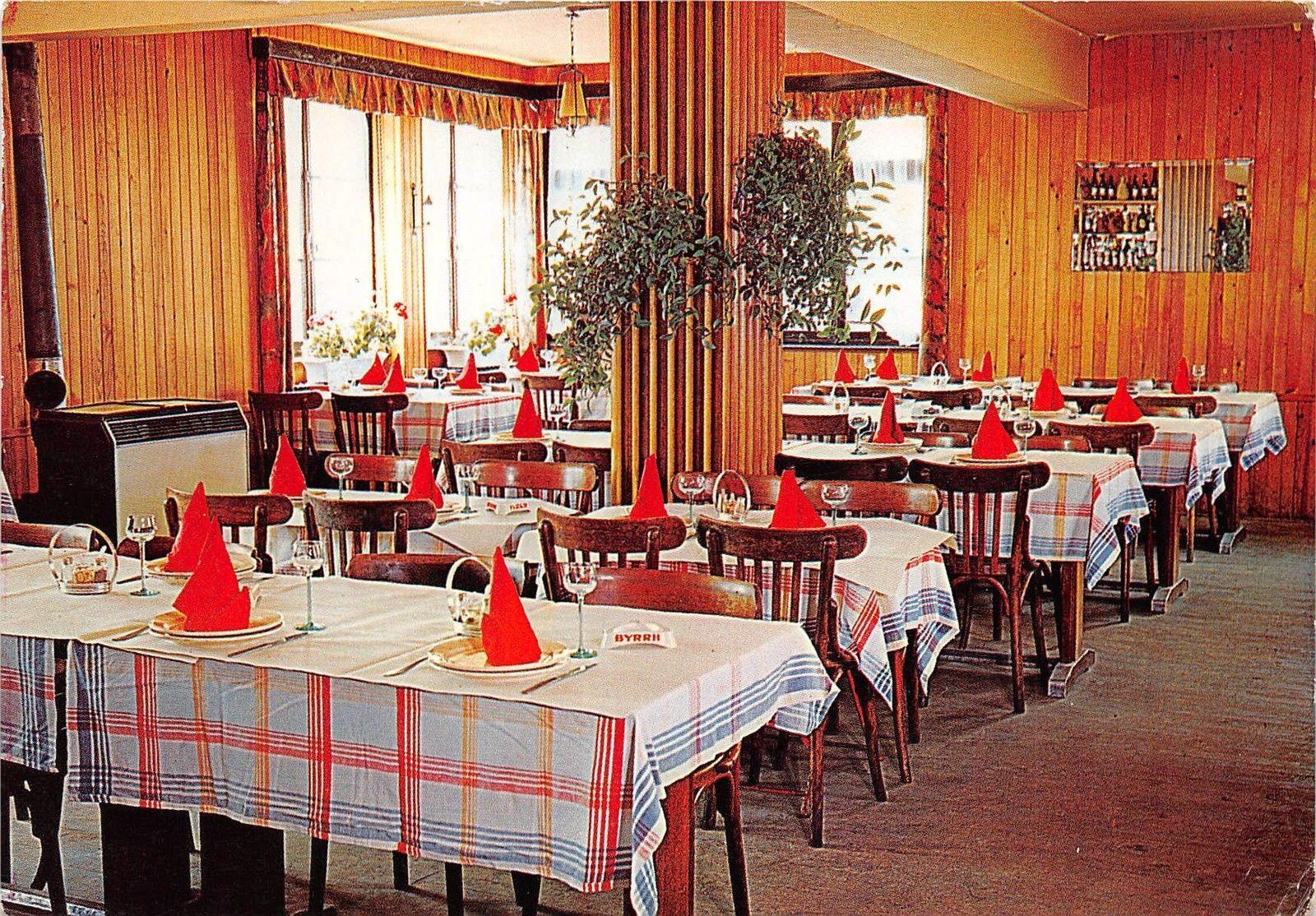 Br26852 Ballon D Alsace Salle A Manger Et Bar Du Restaurant