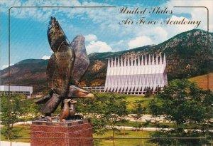 Falcon Memorial United States Air Force Academy Chapel Colorado Springs Colorado