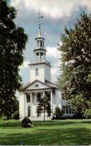 Ohio Tallamdge Congregational Church