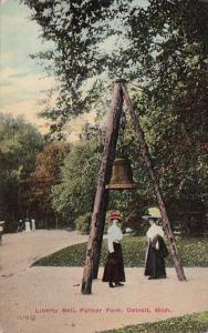 Michigan Detroit Liberty Bell Palmer Park 1911