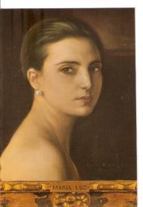 Postal 043336 : Cordoba. Museo Romero de Torres. Maria Luz