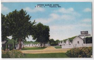 Arrow Gables Motel, Napoleon OH