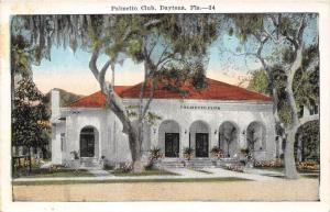 Florida  Daytona   Palmetto Club