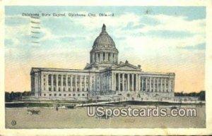 Oklahoma State Capitol - Oklahoma Citys