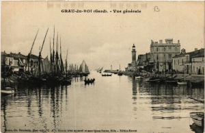 CPA GRAU-du-ROI - Vue générale (458640)