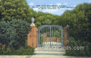 Gate, Brookgreen Gardens -sc_qq_1728