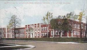 New Prince Of Wales College, Charlottetown, P. E. Island, Canada, 1900-1910s