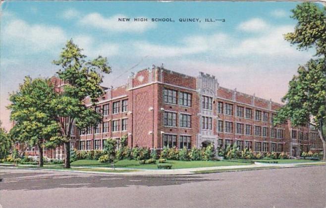 Illinois Quincy New High School