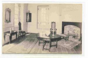Interior, Drawing Room, William Trent House, Trenton, New Jersey, 1940s