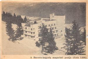 B40160 A Bucsecs hegyseg mangaslati pontja   hungary