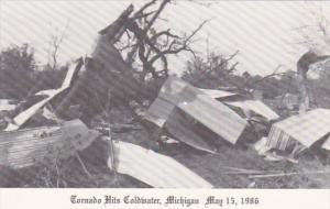 Michigan Coldwater Tornado 15 May 1986