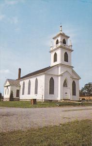 CHRIST CHURCH, Upper Canada Village Crysler Farm Battlefield Park near CORN...