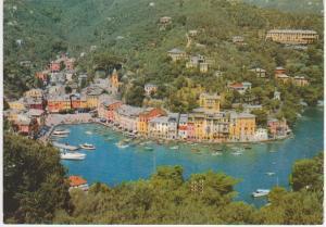 PORTOFINO BAY ITALY