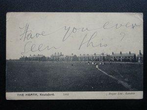 Cheshire KNUTSFORD The Heath c1910 Postcard by Rajar Ltd
