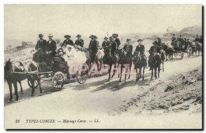 COPY Types Corsicans Marriage Folklore Corsica Corsica