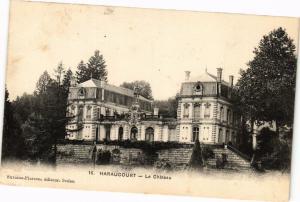 CPA HaRAUCOURT - Le Chateau (224455)