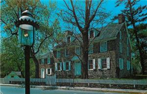 New Hope Pennsylvania~Keystone Motel 1960s