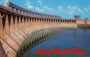 NY - Massena. Long Sault Dam