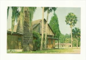 Florida  DeLeon Springs   Old Spanish Sugar Mill Restaurant