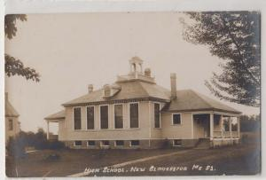 RPPC, High School, New Gloucester ME