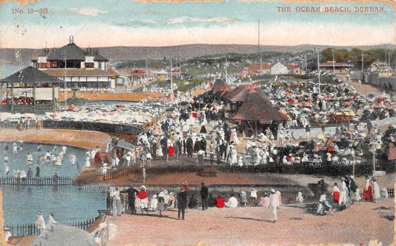 South Africa Durban Ocean Beach, Animated, Swimming Pool, Bath