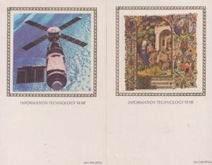 Information Technology Year 2x Benham First Day Cover