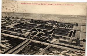 CPA Sanatorium maritime de ZUYDCOOTE - vu du Cote Sud (203895)